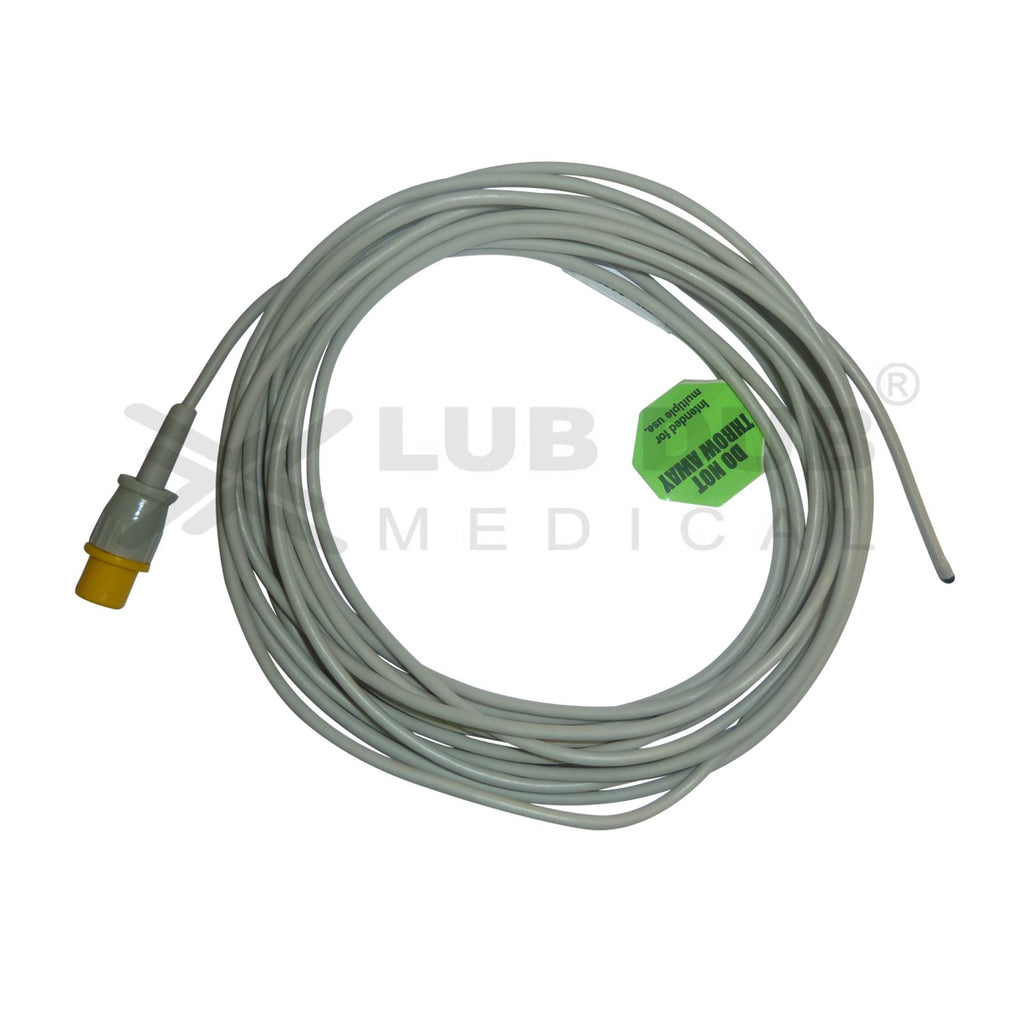 Temperature Probe Compatible with  Rectal Mindray IPM 12 ( 5 Mtr's )