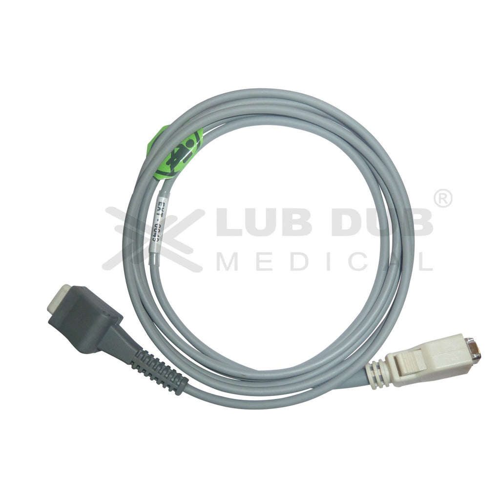 Spo2 Extension Cable Compatible with L&T 3m Connector