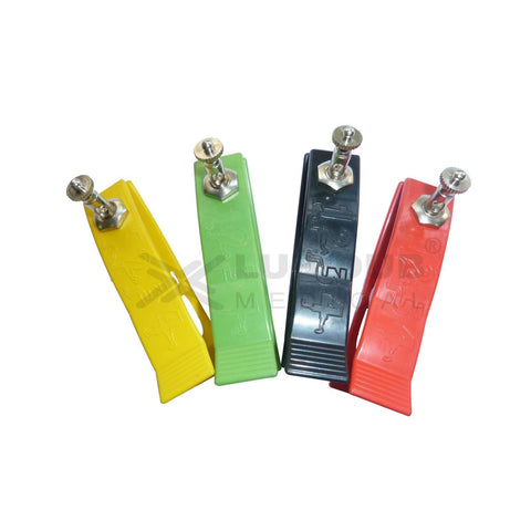 Clamp Electrode  Pediatric ( Multi Colour )