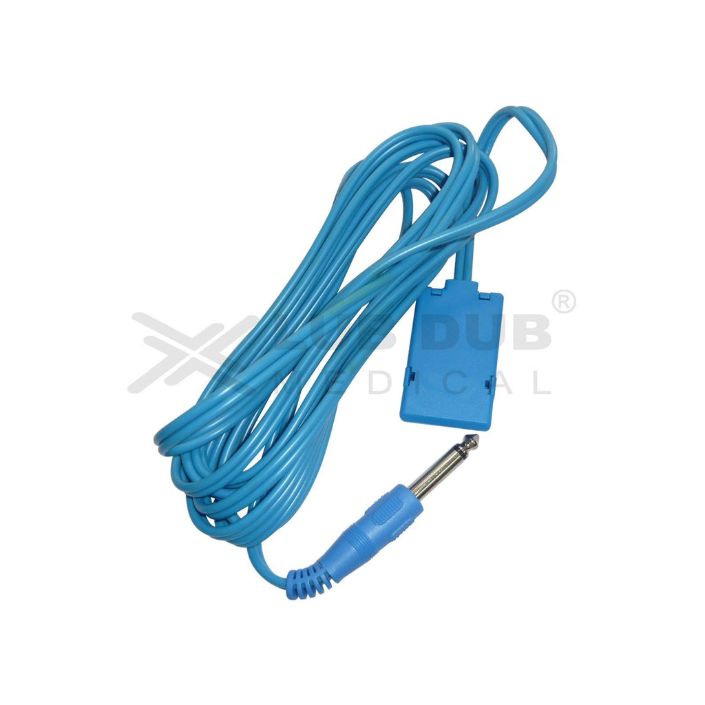 Reusable Patient Plate Cable for Disposable Earth Pad L&T