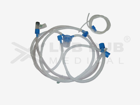 Disposable Ventilator Circuit Neonatal Single Heated SWT