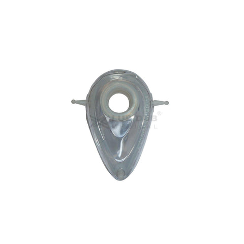 Reusable Silicon Mask Size - 5 (Transparent)