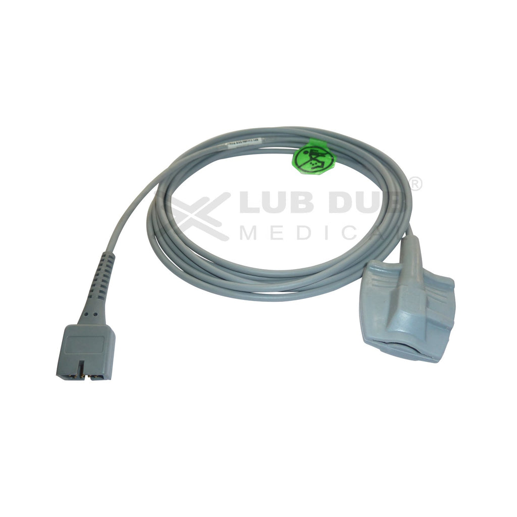 Spo2 Adult  3 Mtr Probe Compatible with  BCI DB9 Rubber type
