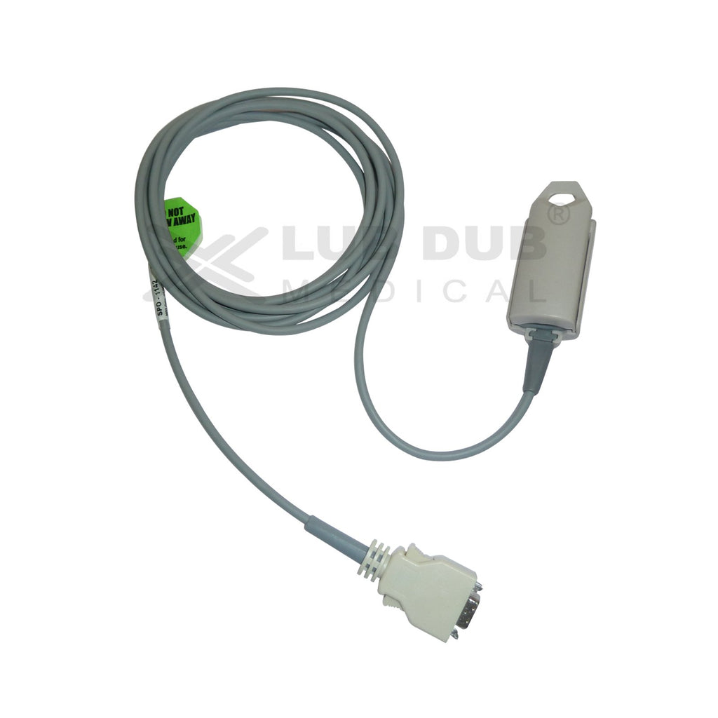 Spo2 Adult 3 Mtr Probe Compatible with Collin 3m Connector clip type