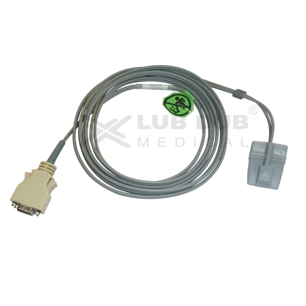 Spo2 Pediatric  3 Mtr Probe Compatible with Dolphin 3m connector Rubber type