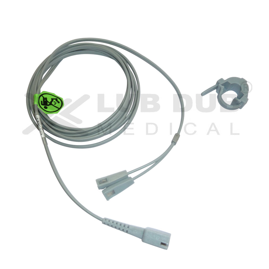 Spo2  Neonatal 3 Mtr Probe Compatible with Masimo DB9 Y Cum type