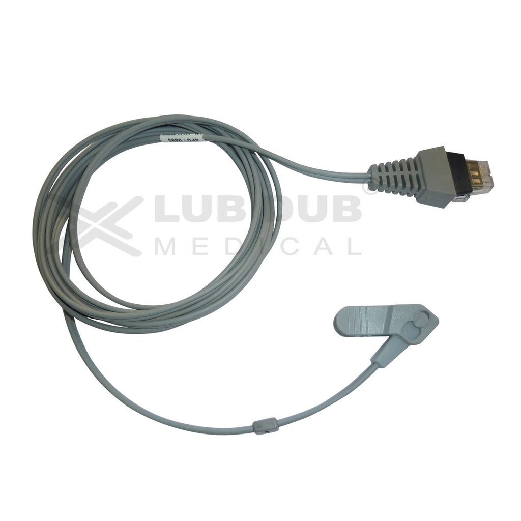 Spo2  Neonatal 3 Mtr Probe Compatible with Mediaid Composit Jack Big Y type