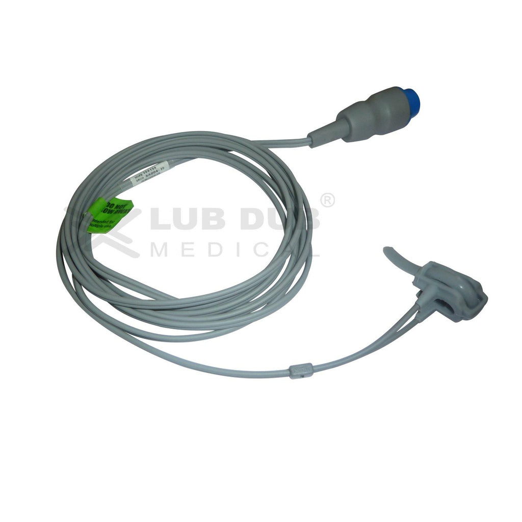 Spo2 Neonatal 3 Mtr Probe Compatible with Omya 12 Pin Rubber type