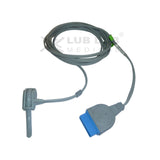 Spo2 Neonatal 3 Mtr Probe Compatible with GE Os 11 Pin Rubber type