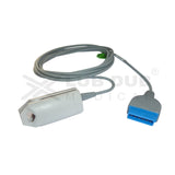 Spo2 Adult 3 Mtr Probe Compatible with GE S5/B20/B30/B40/Trusat 11 pin Clip type