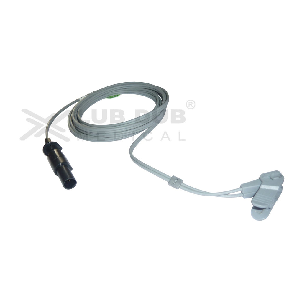 Spo2 Neonatal 3 Mtr Probe Compatible with Datex Ohmeda 7 Pin Y type