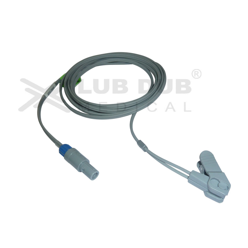 Spo2 Neonatal 3 Mtr Probe Compatible with BCI 6 Pin S/n y type
