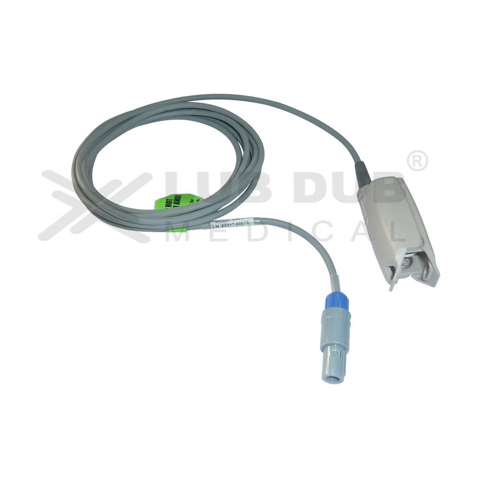 Spo2 Adult  3 Mtr Probe Compatible with BCI 7 Pin S/n Clip type