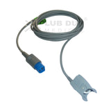 Spo2 Pediatric  3 Mtr Probe Compatible with HP Halfmoon Clip type