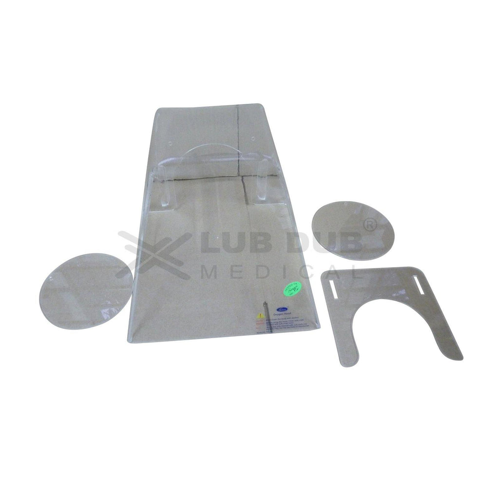 Oxygen Hood Small (Square type)