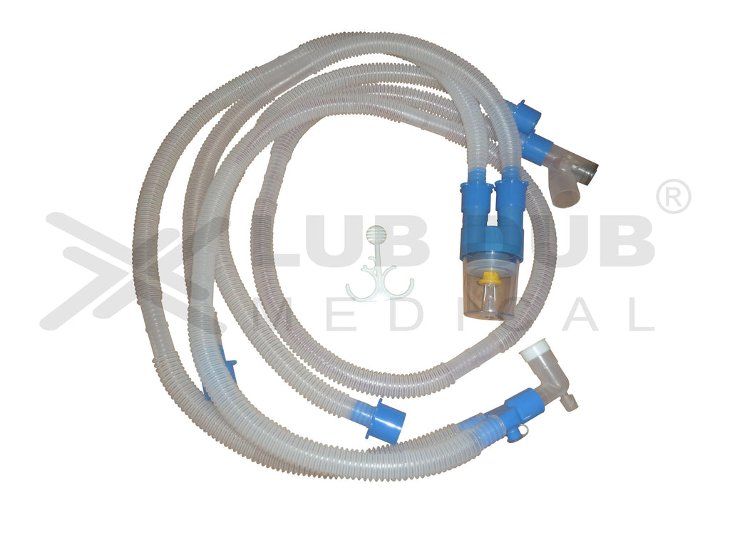 Disposable Ventilator Circuit  Pediatric Single Heated Wire