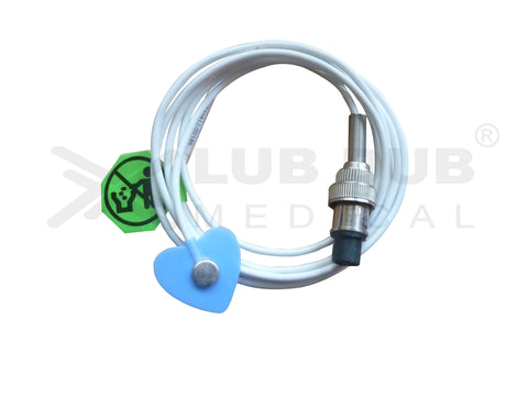 Temperature Probe Compatible with Skin / PT100 Sensor