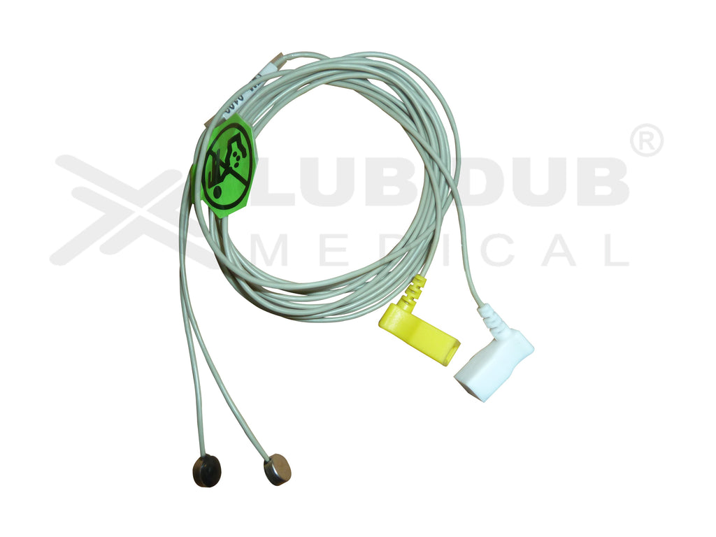 Temperature Probe Drager Skin / 2 Pin ( Double )