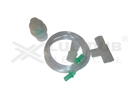 Disposable Nebulization kit(T)Oxiboy(Pack of 10)
