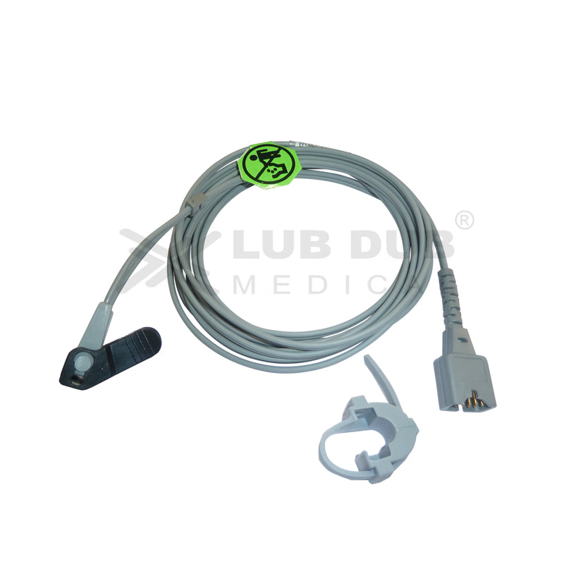 SPO2  Neonatal  3 Mtr Probe Compatible with Dolphin DB9 Y Cum type