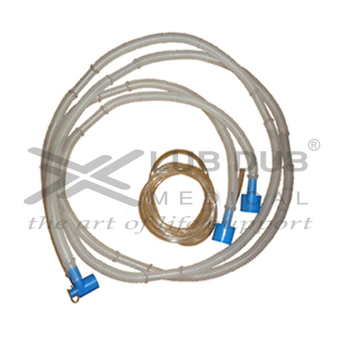 Disposable Ventilator Circuit  Neonatal 2 Limb