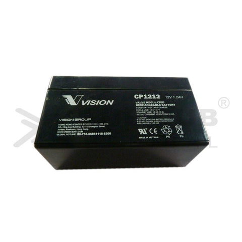 Battery 12v 1.2ah Top Terminal