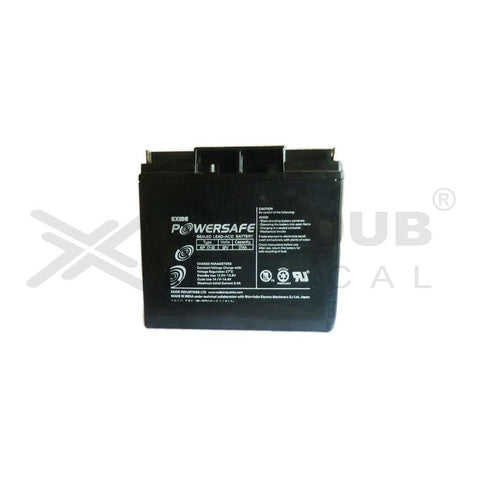 Battery 12v 17ah Lead Acid