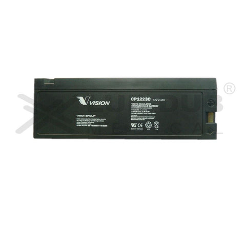 Battery 12v 2.3ah Video Cassette Type Big