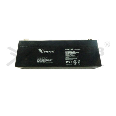 Battery 12v 2.3ah Top Terminal
