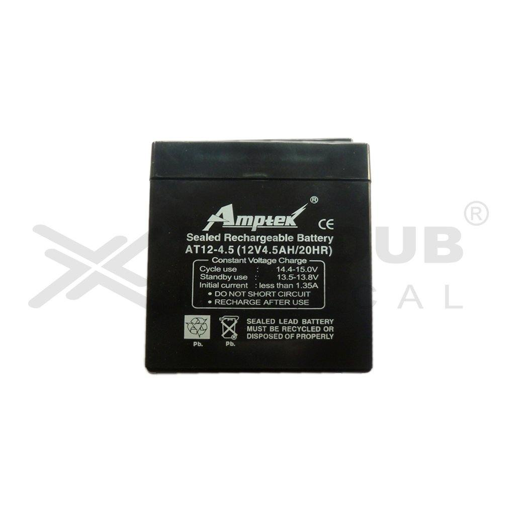 Battery 12v 4.5ah Top Terminal