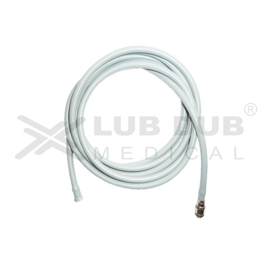 NIBP Hose Neonatal Single Tube Compatible with HP(Push Pull to L&T Female)