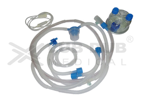 Disposable Circuit with Chamber  Neonatal Single Heater Wire with SWT