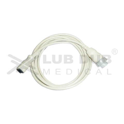 IBP Transducer Cable-Abbott Compatible with Datascope 6 Pin