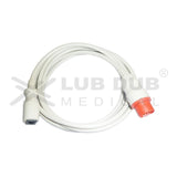 IBP Transducer Cable-Abbott Compatible with Siemens/Drager 10 Pin