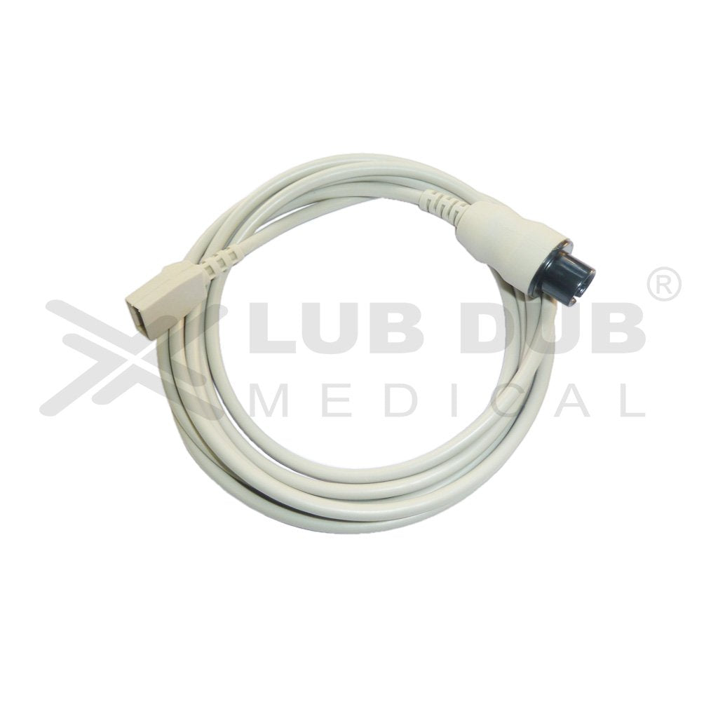 IBP Transducer Cable-Bio Sensor Compatible with Mindray 6 Pin