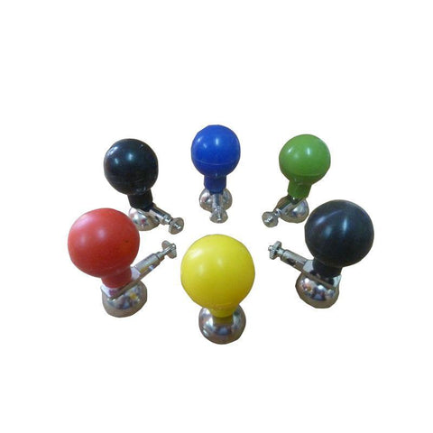 Bulb Electrode With Metal Section (Multi Colour)