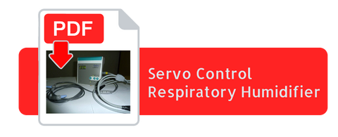 Servo Control Respiratory Humidifier Quick Catalogue