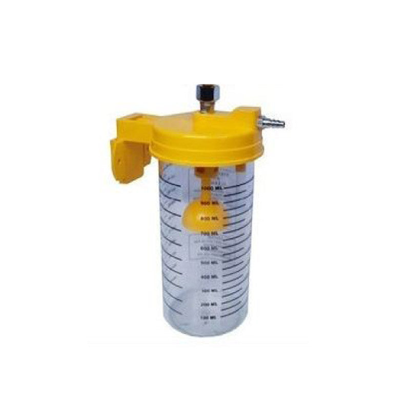 Suction Bottle with Cap 1 Ltr