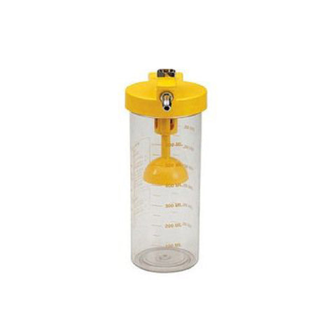 Suction Bottle with Cap 1/2 Ltr