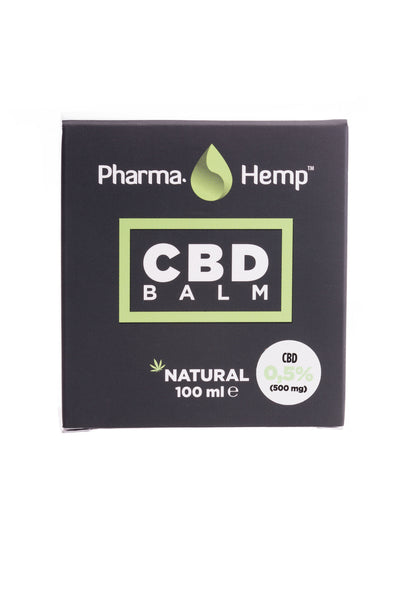 CBD Balm (500mg) 100ml by Pharma Hemp