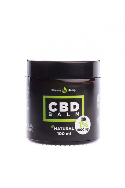 100 ml 1% CBD Balm by Pharma Hemp