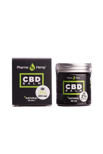 30ml CBD Balm by PharmaHemp 600mg