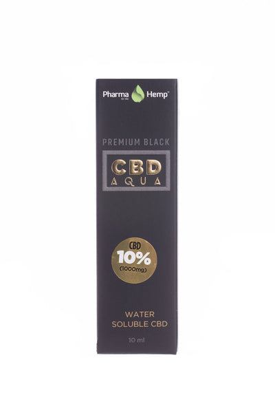 1000mg water soluble CBD Oil by Pharma Hemp