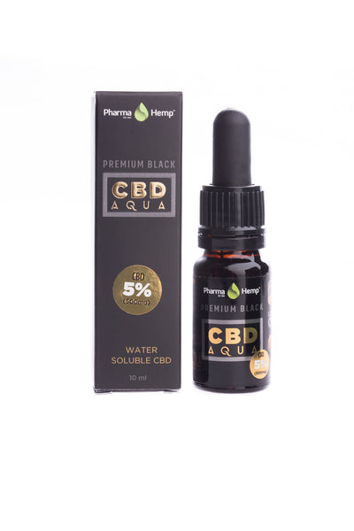 Water Soluble CBD Oil by Pharma Hemp 500mg CBD
