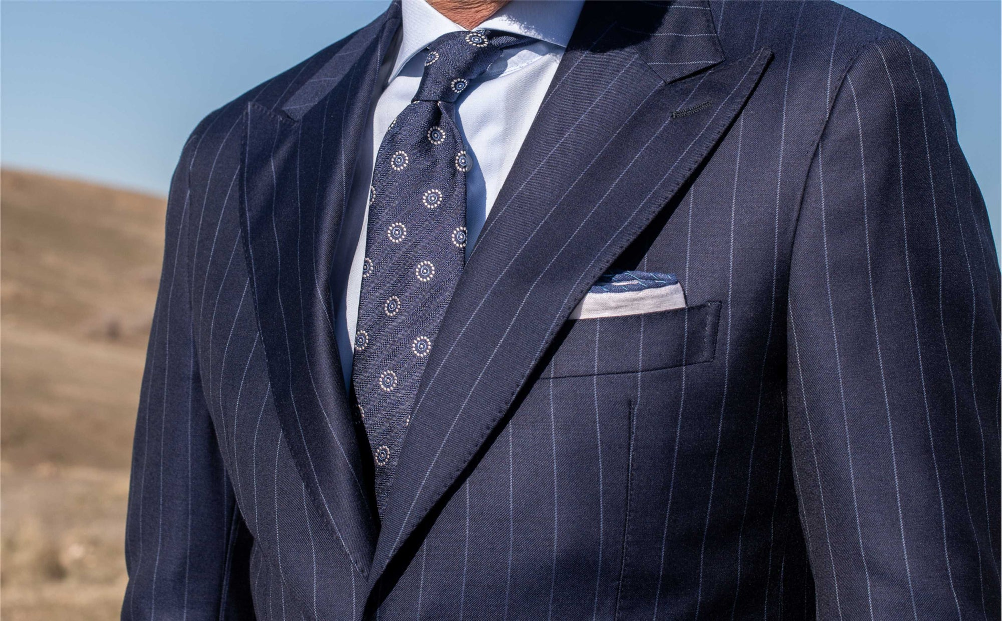 Ties and Pocket Squares Guide