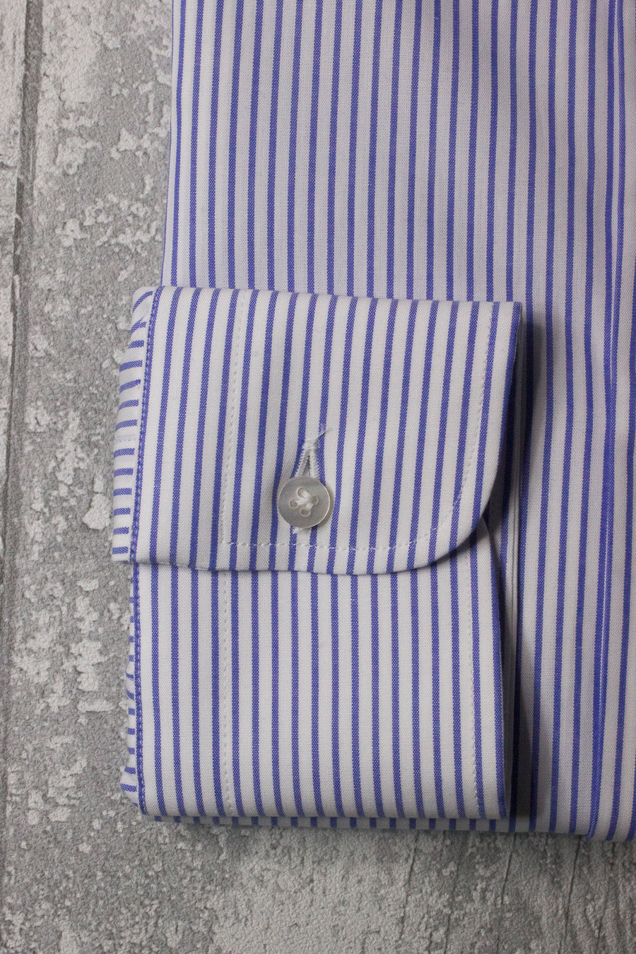 AVIO STRIPED SHIRT - Made in Italy