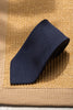 Blue tie - Hand Made In Italy