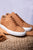 COGNAC LUXURY SNEAKERS - Made In Italy