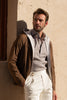 Desert linen popover shirt - Made in Italy