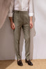 "Green trousers ""Soragna Capsule Collection"" - Made in Italy"